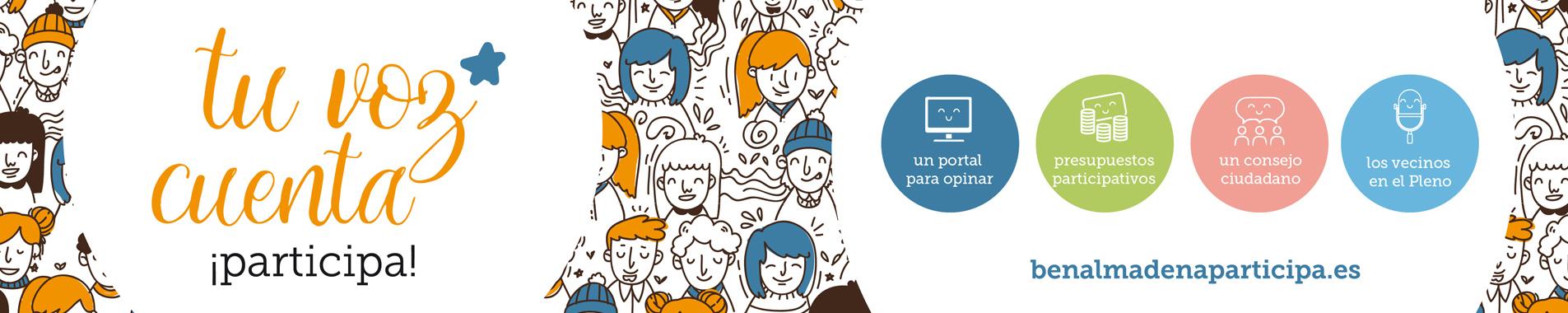 Portal de Participación Ciudadana