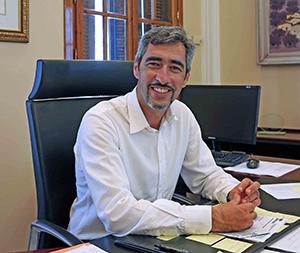 Víctor Navas, Alcalde de Benalmádena