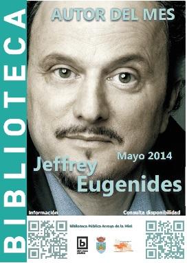 AUTOR DEL MES DE MAYO: JEFFREY EUGENIDES