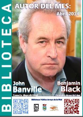 AUTOR DEL MES DE ABRIL: JOHN BANVILLE
