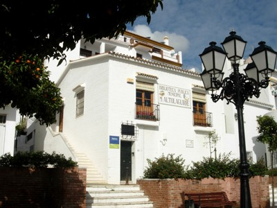 Biblioteca Manuel Altolaguirre