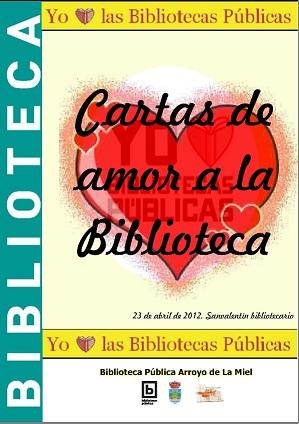 CARTAS DE AMOR A LA BIBLIOTECA
