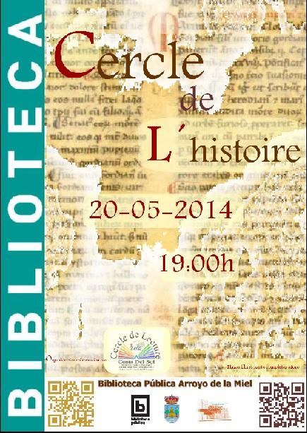 CERCLE DE HISTOIRE, CLUB DE LECTURA EN FRANCÉS