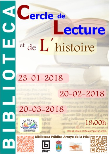 CERCLE DE LECTURE ET DE L'HISTOIRE. CLUB DE LECTURA
