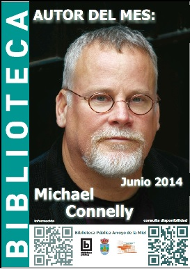 AUTOR DEL MES DE JUNIO: MICHAEL CONNELLY