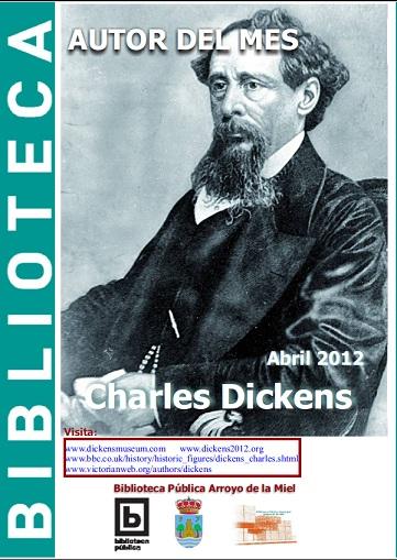 AUTOR DEL MES DE ABRIL: CHARLES DICKENS