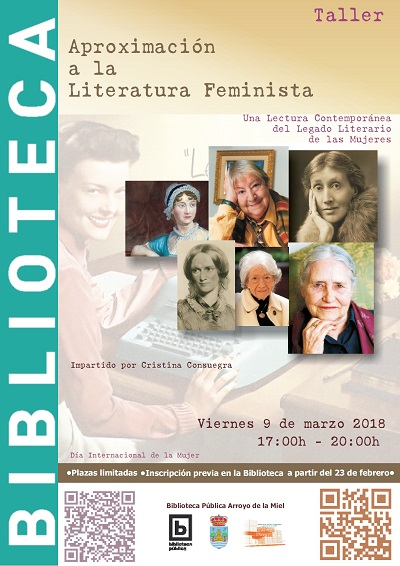 APROXIMACIÓN A LA LITERATURA FEMINISTA. TALLER