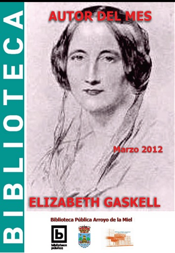 AUTOR DEL MES DE MARZO: ELIZABETHGASKELL
