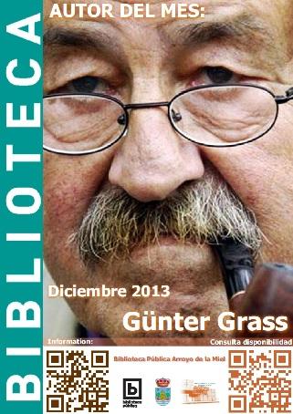 AUTOR DEL MES DE DICIEMBRE: GÜNTER GRASS