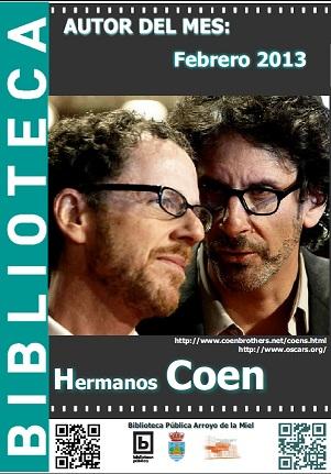 AUTOR DEL MES DE FEBRERO: HERMANOS COEN