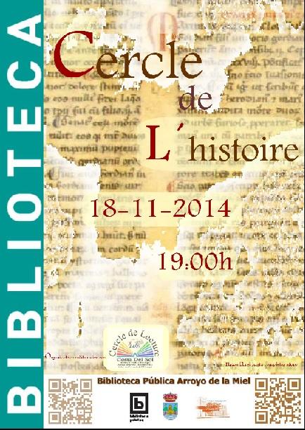 CERCLE DE HISTOIRE. CLUB DE LECTURA