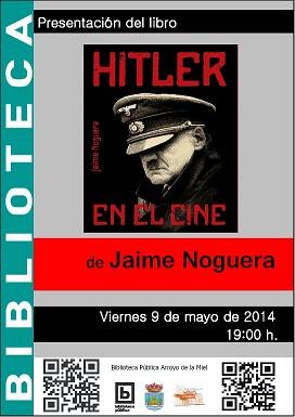 PRESENTACIÓN DEL LIBRO: HITLER EN EL CINE