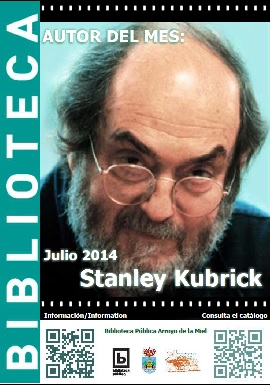 AUTOR DEL MES DE JULIO: STANLEY KUBRICK