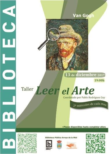 LEER EL ARTE. TALLER