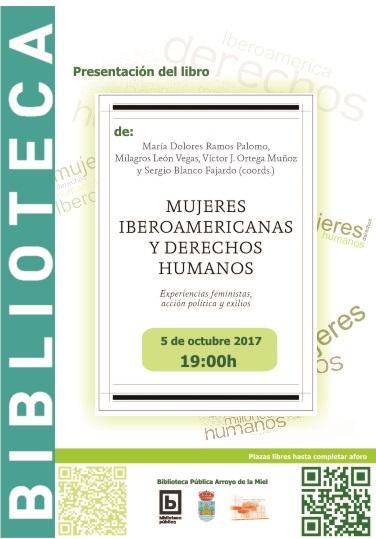 MUJERES IBEROAMERICANAS Y DERECHOS HUMANOS: EXPERIENCIAS FEMINISTAS, ACCIÓN, POLÍTICA Y EXILIOS. PRESENTACIÓN DE LIBRO