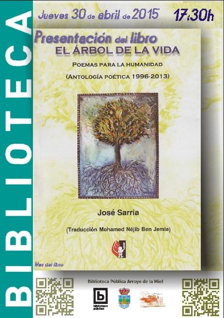 PRESENTACIÓN DEL LIBRO: EL ÁRBOL DE LA VIDA