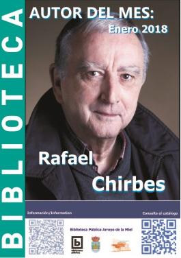 RAFAEL CHIRBES. AUTOR DEL MES DE ENERO
