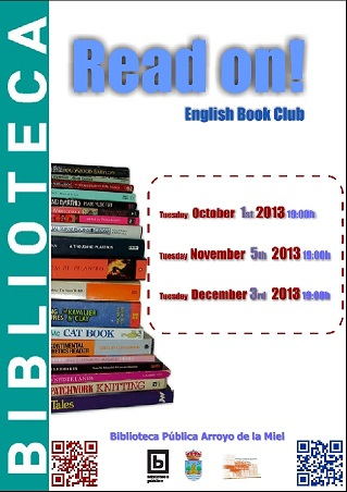 READ ON! CLUB DE LECTURA