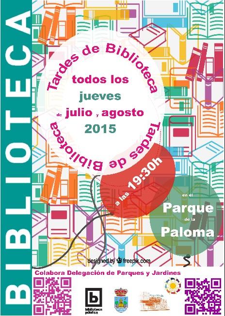 TARDES DE BILIOTECA
