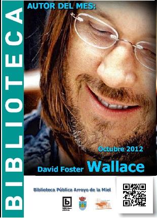 AUTOR DEL MES DE OCTUBRE: FOSTER WALLACE