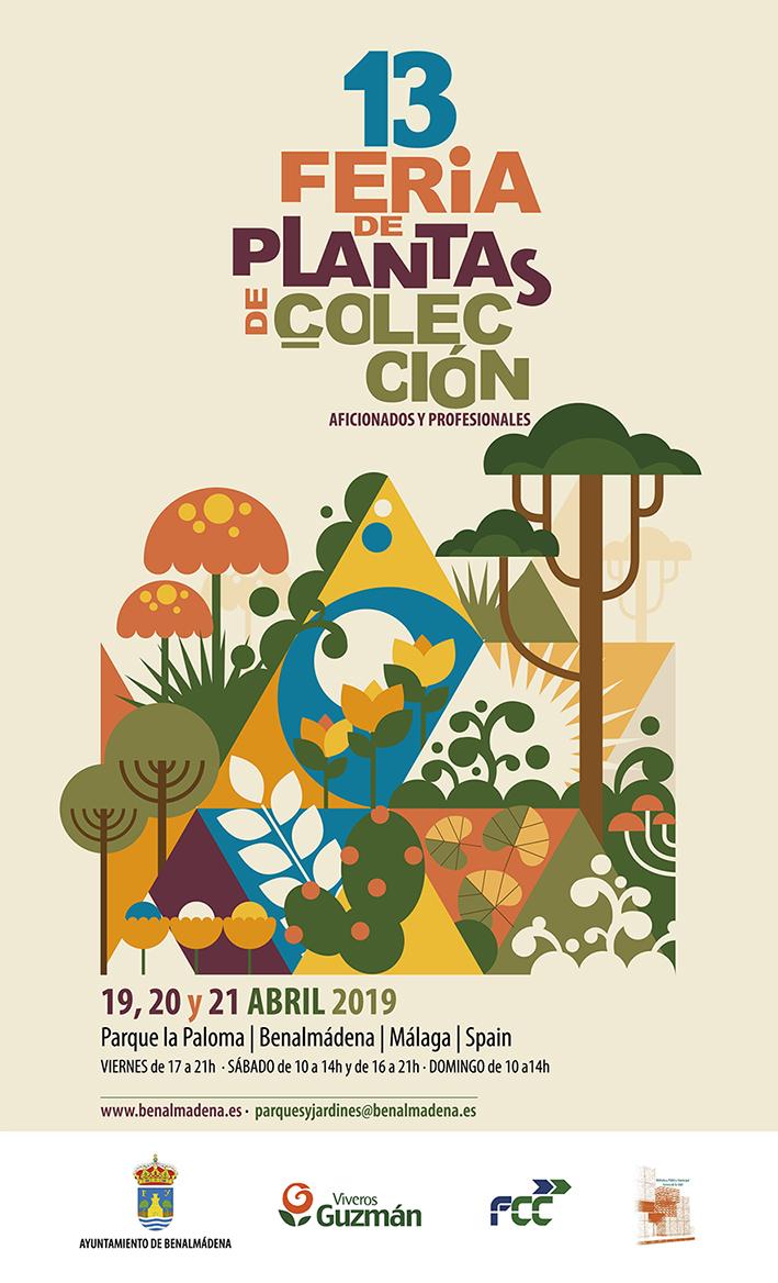 Feria de Plantas de Colección - 2019