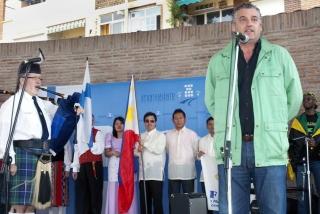 Great success of the Festival of Christmas Traditions celebrated last Saturday In Arroyo de la Miel.