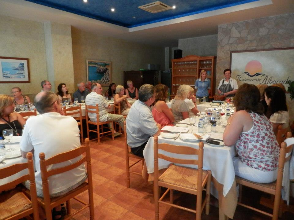 Spanish Cookery Course
