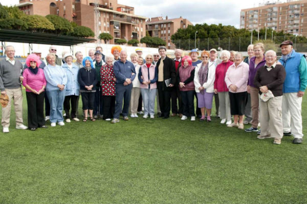 10th Anniversary of Arroyo Bowlers Benalmadena