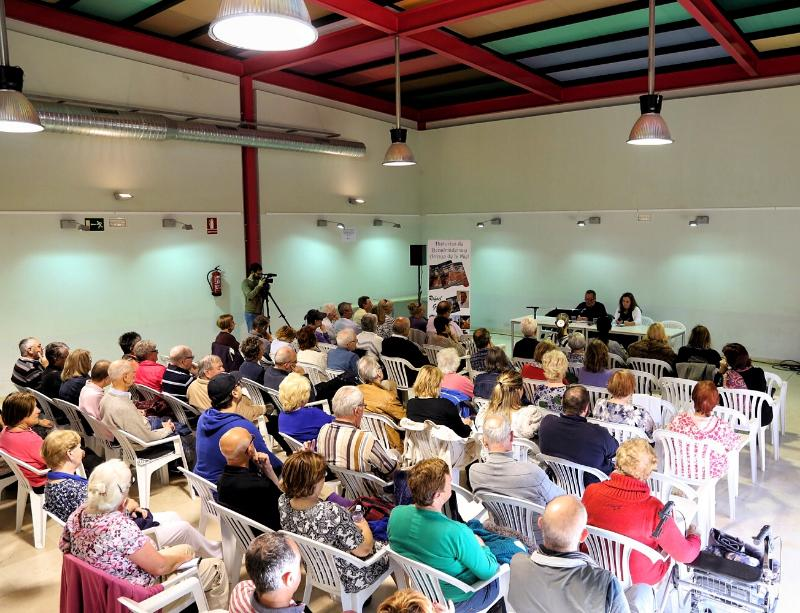 CONFERENCE ABOUT THE HISTORY AND POPULAR CUSTOMS OF BENALMÁDENA