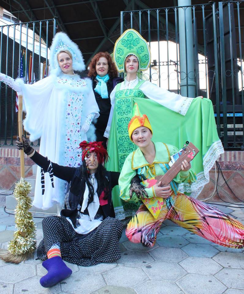 Festival of Christmas Traditions 2015.6