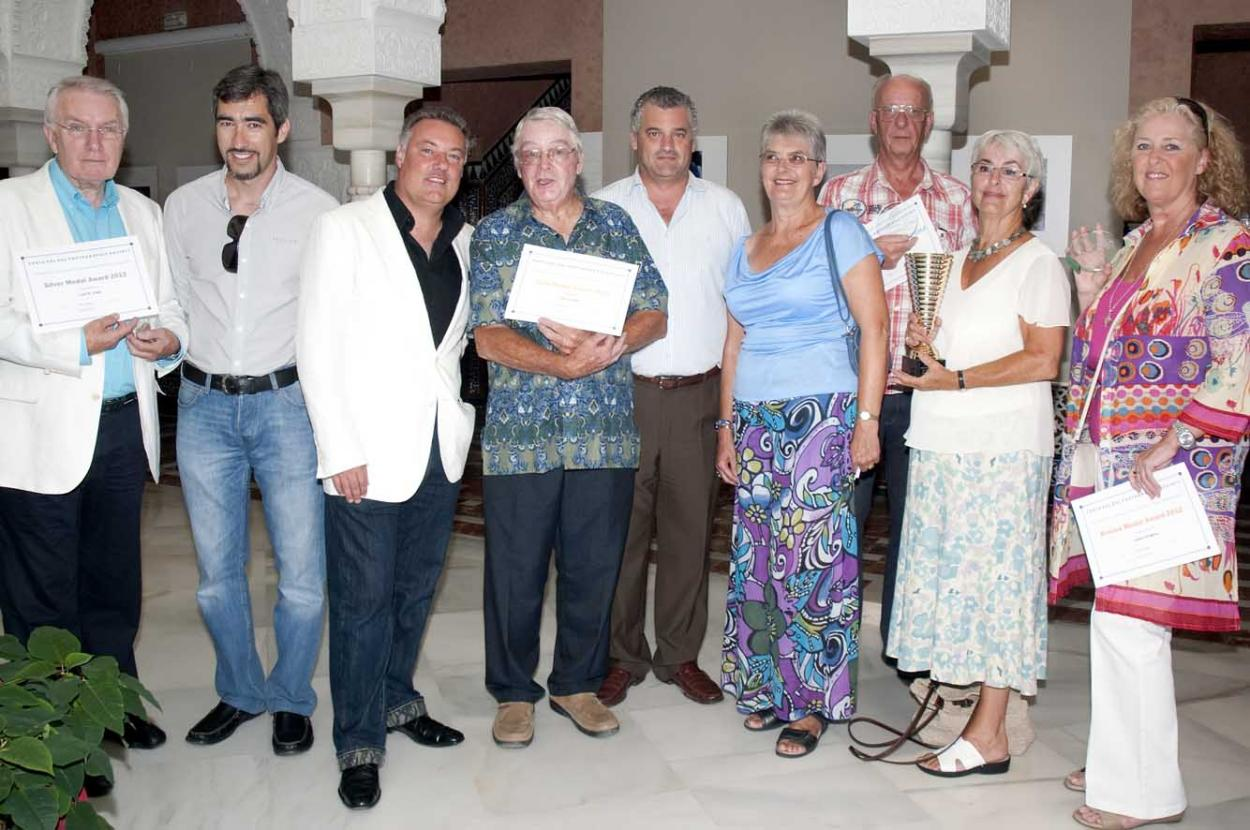 The Costa del Sol Photographic Society held their annual prize giving event.