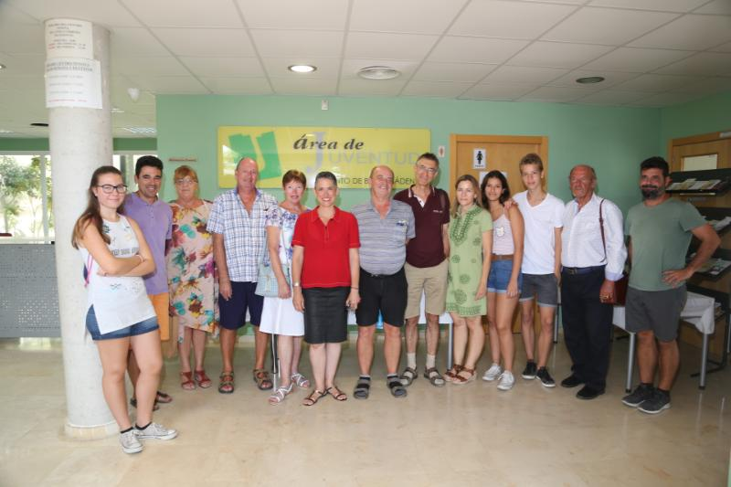 END OF THE SUMMER ENGLISH WORKSHOP AT THE INNOVA PARK