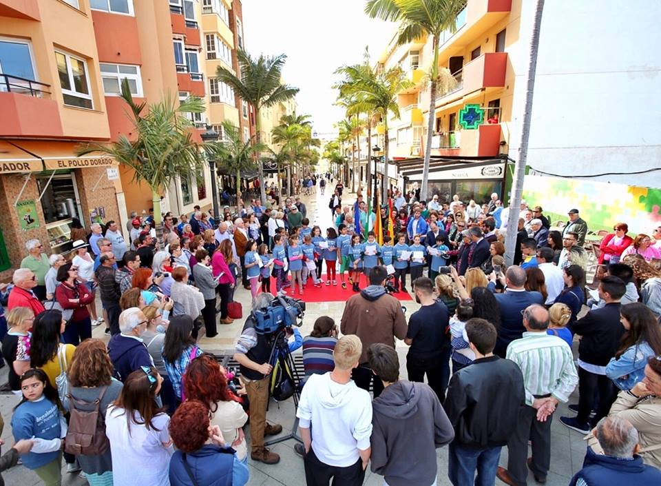 Benalmadena celebrates the World Poetry Day