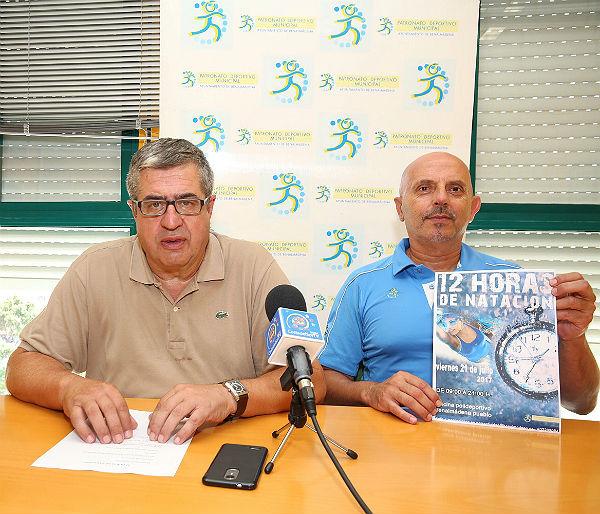 Las 12 Horas de Natación celebra mañana su 32 edición en la piscina municipal de Benalmádena Pueblo