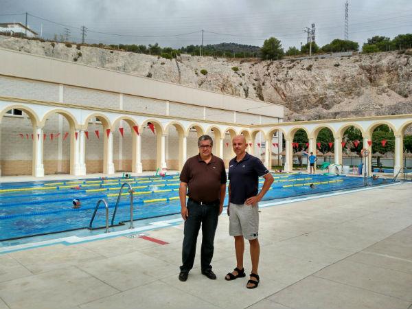 El Polideportivo de Benalmádena Pueblo acogerá las 12 horas de natación el viernes 22