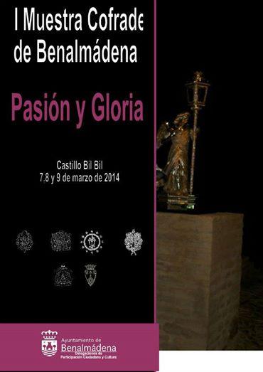 La I Muestra de Arte Cofrade de Benalmádena arranca en el Castillo El Bil-Bil