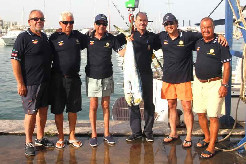 Exito del XIX Torneo Internacional de Pesca de Altura