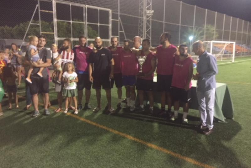 Finaliza el VII Torneo de Fútbol-7 de verano.