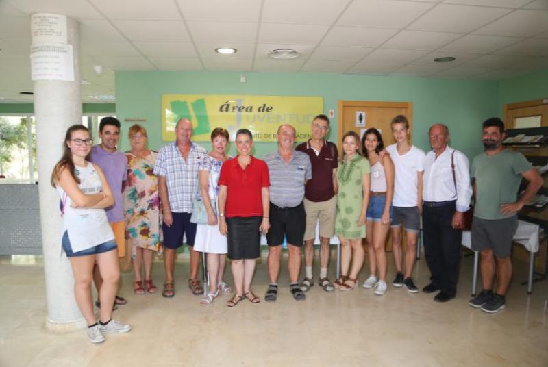 Las jornadas de intercambio lingüístico English Summer Workshop finalizan su octava edición.