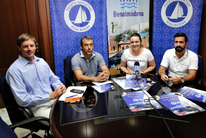 Las aguas de Benalmádena acogerán este fin de semana VIII Edición de Las 24 Horas Náuticas-Trofeo Costa del Sol.