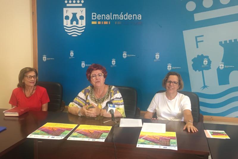 Benalmádena acogerá del 7 al 16 de septiembre el ' II Festival Internacional de Arte Textil '