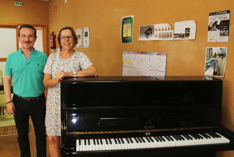 La Escuela Municipal de Danza y Música inicia un nuevo curso con más de 1100 alumnos matriculados.