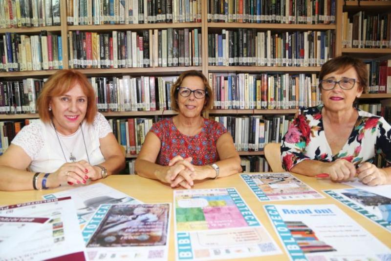 LOS CLUBES DE LECTURA DE LAS BIBLIOTECAS ARROYO DE LA MIEL Y BENALMÁDENA PUEBLO RETOMAN SU ACTIVIDAD