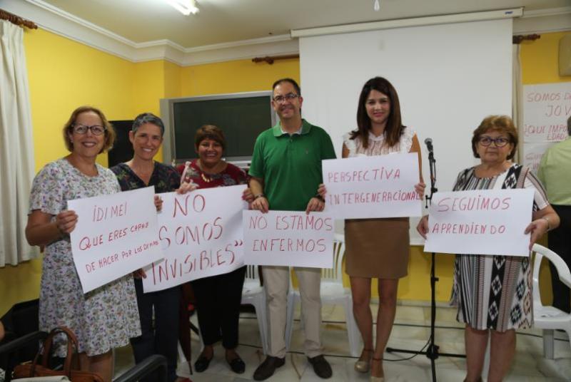 LA I SEMANA DE PERSONAS MAYORES ALCANZA SU MERIDIANO CON ÉXITO DE PARTICIPACIÓN EN TODAS LAS ACTIVIDADES