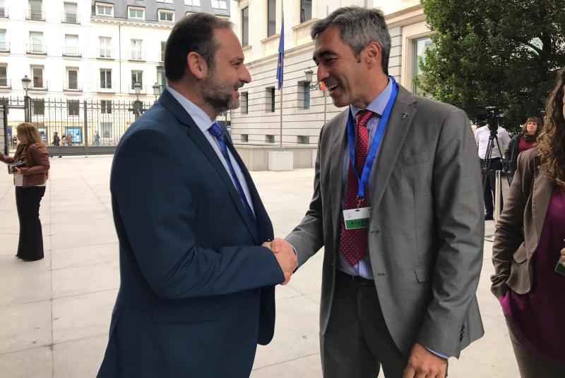 EL MINISTRO DE FOMENTO COMUNICA AL ALCALDE DE BENALMÁDENA LA FINALIZACIÓN DE LAS OBRAS DEL KM.222 EN OCTUBRE DE 2020