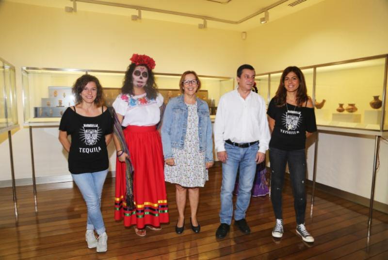 EL MUSEO FELIPE ORLANDO CELEBRA EL VIERNES 19 SU DESFILE ANUAL DE CATRINAS Y CALAVERAS