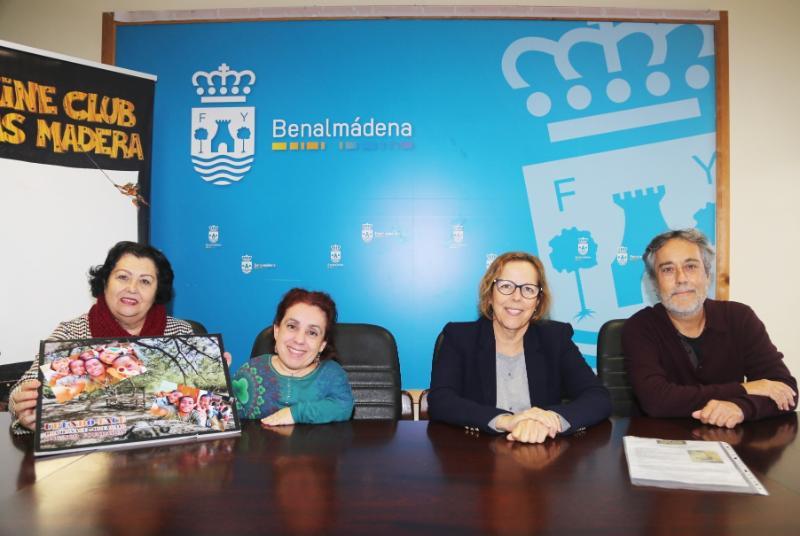 LA PROYECCIÓN BENÉFICA DEL CINE-CLUB MÁS MADERA SE DEDICARÁ ESTE 2018 A LA ONG UPENDO  FACE ORPHANGE FOUNDATION