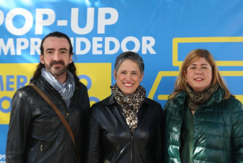 Más de 50 nuevos emprendedores y 13 comercios celebran un mercado solidario en el Arroyo de la Miel el 14 de diciembre.
