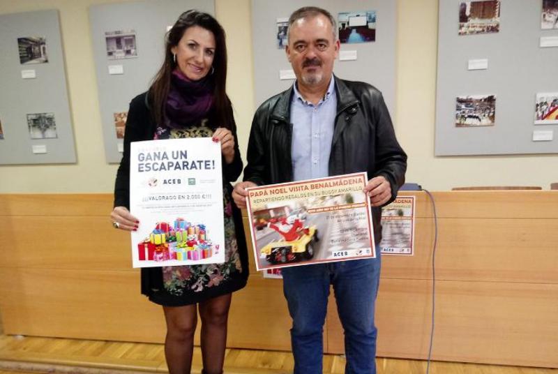 ACEB repartirá durante su campaña de navidad más de 3500€ en premios y regalos.