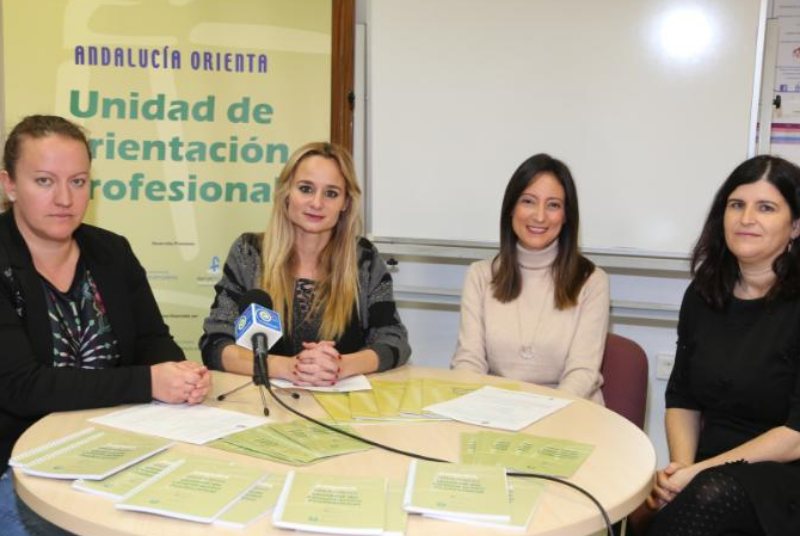 Más de 1700 usuarios se beneficiaron del proyecto Andalucía Orienta.